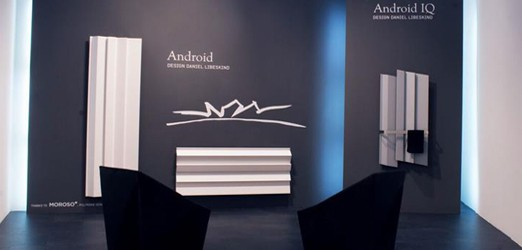 Android di Antrax It protagonista al Salone del Mobile 2016